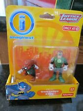 Imaginext DC Super Friends Fisher Price Justice League OA Green Lantern Bd'g NEW