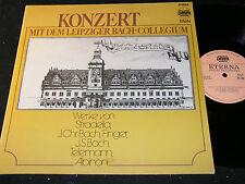 KONZERT MIT DEM LEIPZIGER BACH-COLLEGIUM / DDR LP 1989 ETERNA DMM 729244