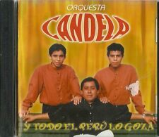 Orquesta Candela Y Todo El Peru Logoza Latin Music CD New
