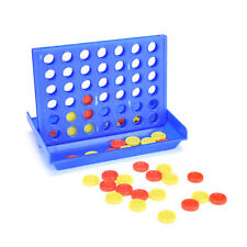 Connect Four In A Row 4 In A Line Board Game Kids Children Fun Educational Toy