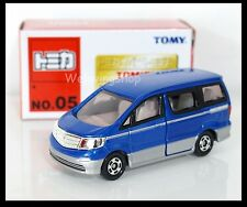 TOMICA EVENT MODEL 05 TOYOTA ALPHARD 1/65 TOMY CAR BLUE 78 NEW