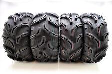 Maxxis MU01/MU02 Zilla Front & Rear Tire Set 28x9-14 & 28x11-14 (4 Tires)