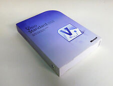 GENUINE Microsoft Office VISIO Standard 2010 Software D86-04140