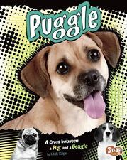 Puggle: A Cross between a Pug and a Beagle (Snap)-ExLibrary