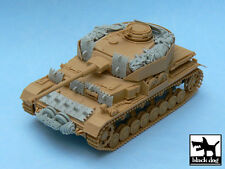 Black Dog T48029 1/48 Pz.Kpfw. IV Ausf. J resin accessories for the Tamiya Kit