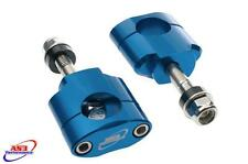 SUZUKI RM RMZ 125 250 450 28.6MM OVERSIZE FAT BAR HANDLEBAR MOUNTS CLAMPS 10MM