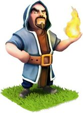 Clash Of Clans Wizard Lvl 5 Donation
