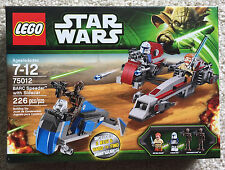 LEGO Star Wars 75012 BARC Speeder with Sidecar Captain Rex Mini Figure F