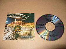 Hawkwind Levitation cd 1987 Excellent Condition Rare
