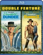 NEW Crocodile Dundee / Crocodile Dundee II Double Feature [Blu-ray]