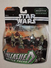 2005 Star Wars ROTS Battle of KASHYYK Yoda's ELITE CLONE TROOPERS Figure Pack!
