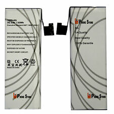2x AKKU iPhone 5 Batterie Akku Accu Battery 1850mAh P-Store 100% Garantie
