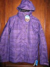 NWT $230 Columbia NORDIC POINT Interchange 3 IN 1 Ski Jacket Parka – Women S