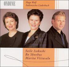 H. WOLF - ITALIENISCHES LIEDERBUCH [CD NEW]