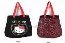 Hello Kitty 'Tutti Fruitti' Borsa Shopping Shopper Nuovo Regalo