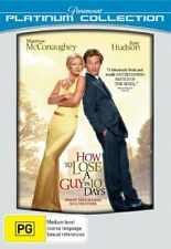 How to Lose a Guy in 10 Days   ( DVD ). Region 4, LIKE NEW, Fast Post....3123