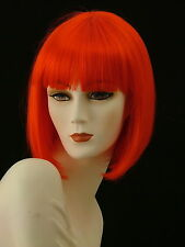 Medium Wigs Adorable China Doll Silky     Red    CH 6