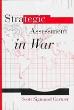 Strategic Assessment in War, Textbook Buyback, Strategy, Military Science, Hardc