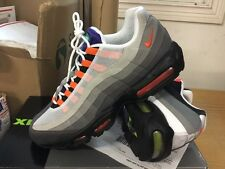 "NIKE AIR MAX 95 OG QS ""GREEDY"" OR ""WHAT THE "" Sz 13 Free Ship (810374 078) 1 One"