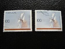 PORTUGAL - timbre yvert et tellier n° 1773 x2 obl (A28) stamp (Y)