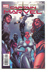 Captain Marvel 25 60 5th Series 2004 NM- Final Issue