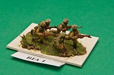SGTS MESS BIA1 1/72 Diecast WWII British Indian Army Sikh Riflemen Advancing