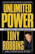Unlimited Power : The New Science Of Personal Achievement by Anthony Robbins, (P