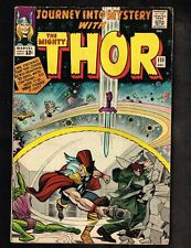 Journey Into Mystery #111 ~ The Thunder God ~ 1964 (5.0) WH