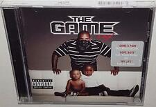 THE GAME LAX (2008) BRAND NEW SEALED CD ICE CUBE RAEKWON NAS DMX LUDACRIS
