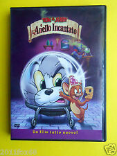 cartoni animati dvds tom & jerry e l'anello incantato tom and jerry cartoons dvs