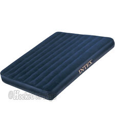 "Intex 68759 - Classic Downy Bed Inflatable Air Mattress (60""x80"") - Queen Size"