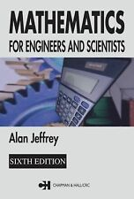 MATHEMATICS for Engineers and Scientists Sixth Edition by Alan Jeffrey