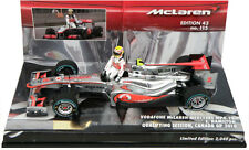 Minichamps mclaren MP4-25 admissible canada gp 2010-lewis hamilton 1/43 scale