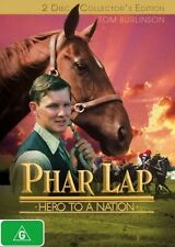 Phar Lap - Hero to a Nation DVD NEW