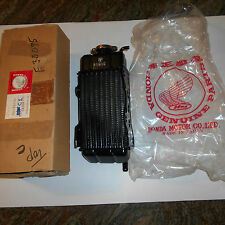 GENUINE HONDA PARTS R/H RADIATOR CR125R CR250R 1983 19010-KA3-711