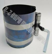 """Lisle 20500 3-1/2"""" to 7"""" Piston Ring Compressor USA Made with Spring Clutch"""
