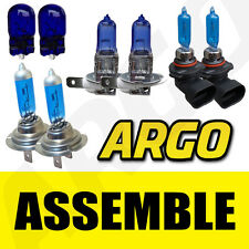 VAUXHALL ASTRA MK4/G 100W H7 H3 HB3 HID 501 WHITE XENON HEADLIGHT FOG SIDE BULBS