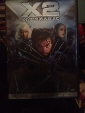 X-Men 2 (DVD, 2003) two disc region 1