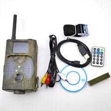 SunTek HC-300M HD Hunting Trail Camera Scouting IR Night Vision 12MP MMS/GPRS