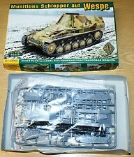 Panzer II Wespe Munitionspanzer in 1/72 von ACE