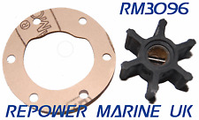 Impeller Replaces Volvo Penta #:875807, 803729, 3586494 MD1, MD2, MD2020