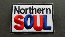 MOD SKA SCOOTER SEW ON / IRON ON PATCH:- PATCH No 1213 NAME TO FOLLOW
