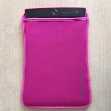 Neoprene Sleeve case for 2015 version boogie board 8.5 jot Lcd board, pink
