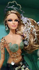 *NRFB* 2012 The MERMAID Barbie doll NRFB Gold Label