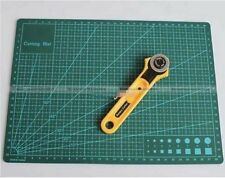 28mm Rotary Cutter Blade A4 Cutting Mat Kit Leathercraft Tool Quilting CRAFT040