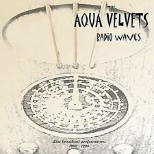 Radio Waves by Aqua Velvets (CD, Nov-2001, 2 Discs, Milan)