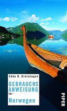 Gebrauchsanweisung für Norwegen von Ebba D. Drolshagen (2012, Taschenbuch)