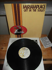 "Miriamplace ‎""Get In The Sulky"" LP PANIC ITA 1996"