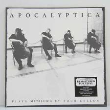 APOCALYPTICA - Plays Metallica ***180g Vinyl-2LP+ CD + 3 Bonustracks***NEW***