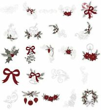 OESD Embroidery Machine Designs CD HOLIDAY CHEER